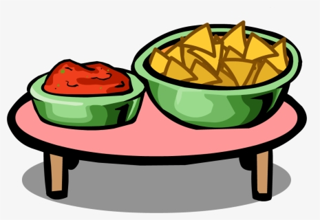 Free Salsa Clip Art with No Background.
