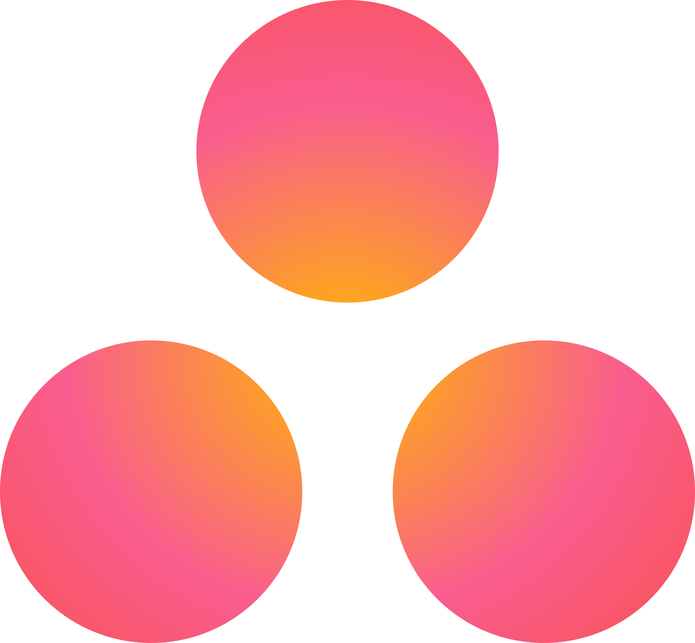 Asana Logo PNG Transparent & SVG Vector.