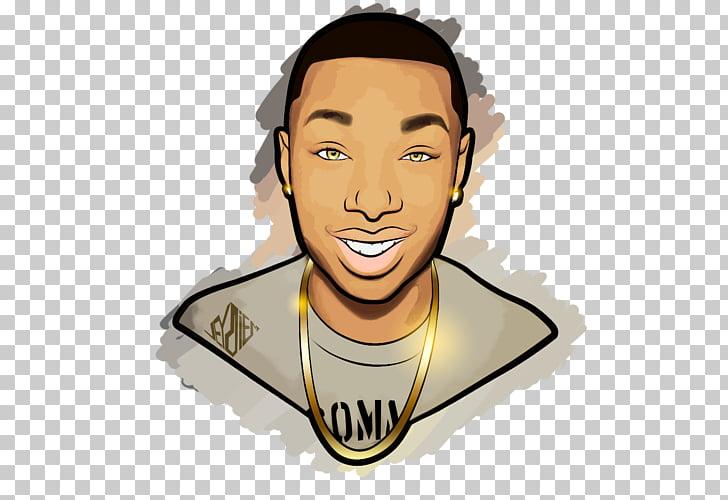 Drawing Cartoon Rapper YouTube, asap rocky art PNG clipart.