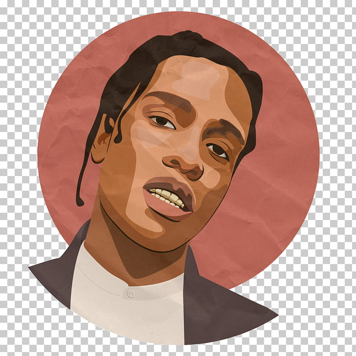 A$AP Rocky ASAP Mob Art Drawing, others PNG clipart.