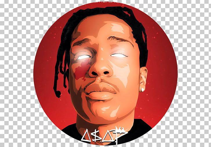 A Rocky Rapper Drawing ASAP Mob Desktop PNG, Clipart, 21.