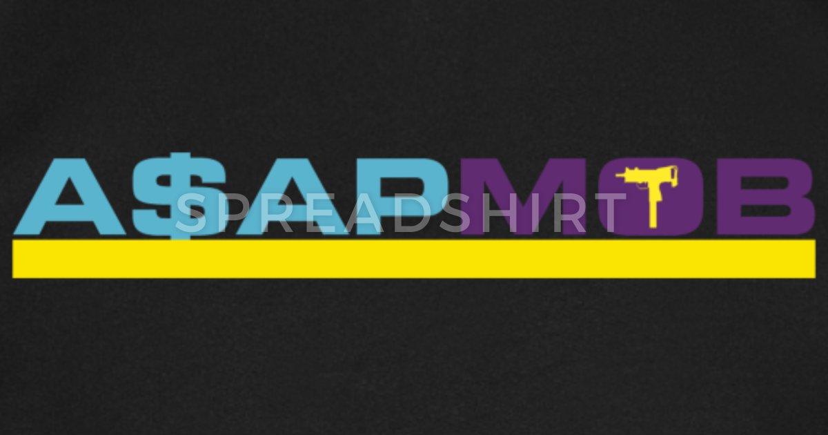 ASAP Mob logo by diviterok.