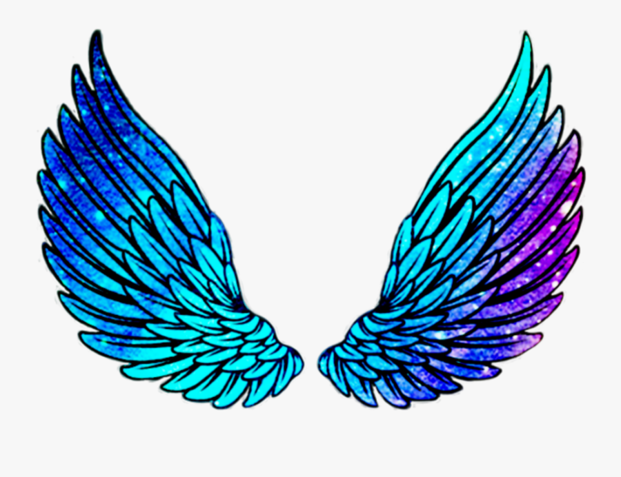 Asas Neon Clipart , Png Download.