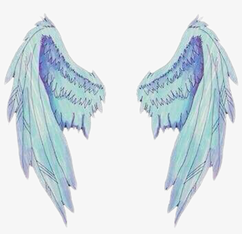 Wing Wings Asas White Angel Angelwings Overlay.