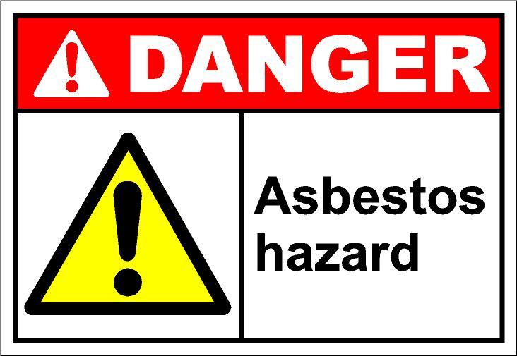 Asbestos clipart.