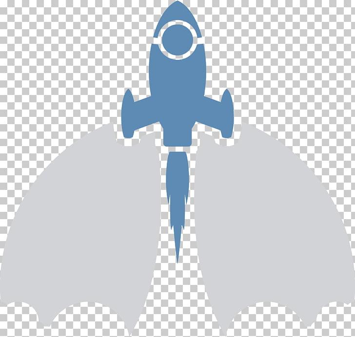 Logo Rocket, rocket ascending material PNG clipart.