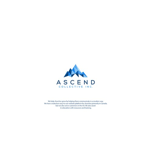 Create a powerful new logo for Ascend.