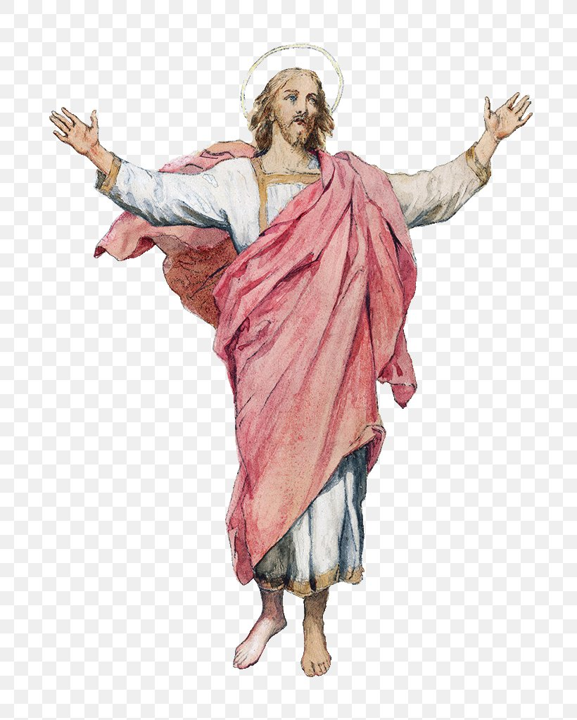 Ascension Of Jesus Clip Art, PNG, 800x1023px, Ascension Of.