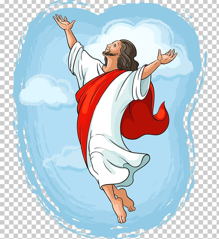 Ascension Of Jesus Miracles Of Jesus Stock Photography PNG.