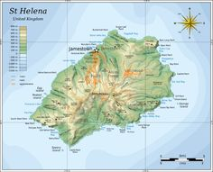 Saint Helena, Ascension and Tristan da Cunha.