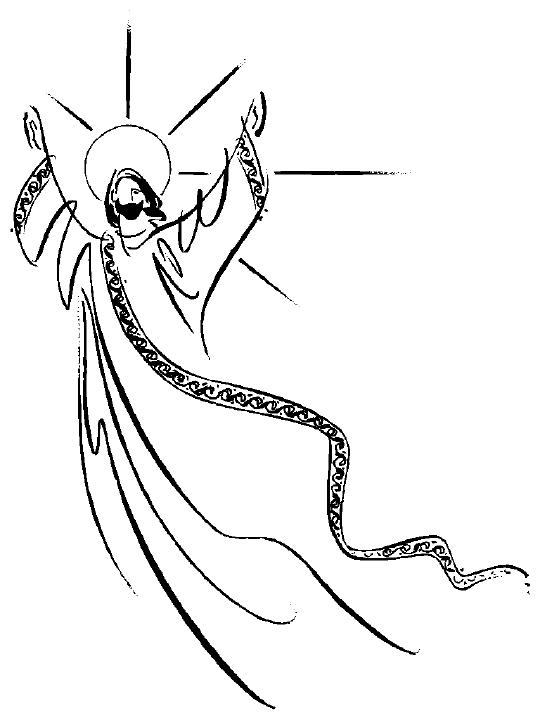 Jesus Clip Art Free Ascension.