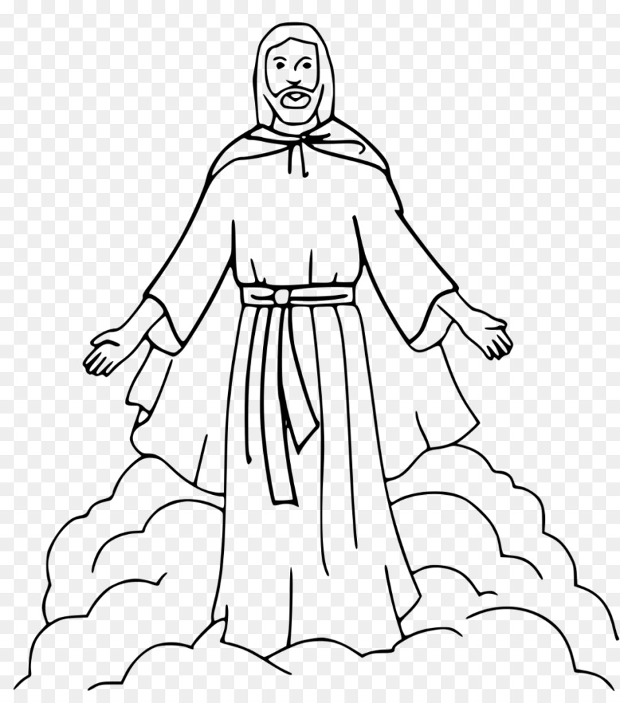 Ascension clipart jesus swirl clipart images gallery for.