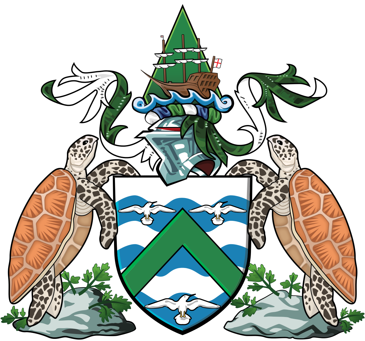 Ascension Island Council.