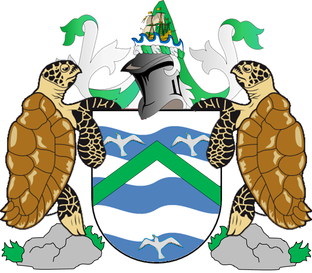 File:Ascension Island Coat of arms (provisional).png.