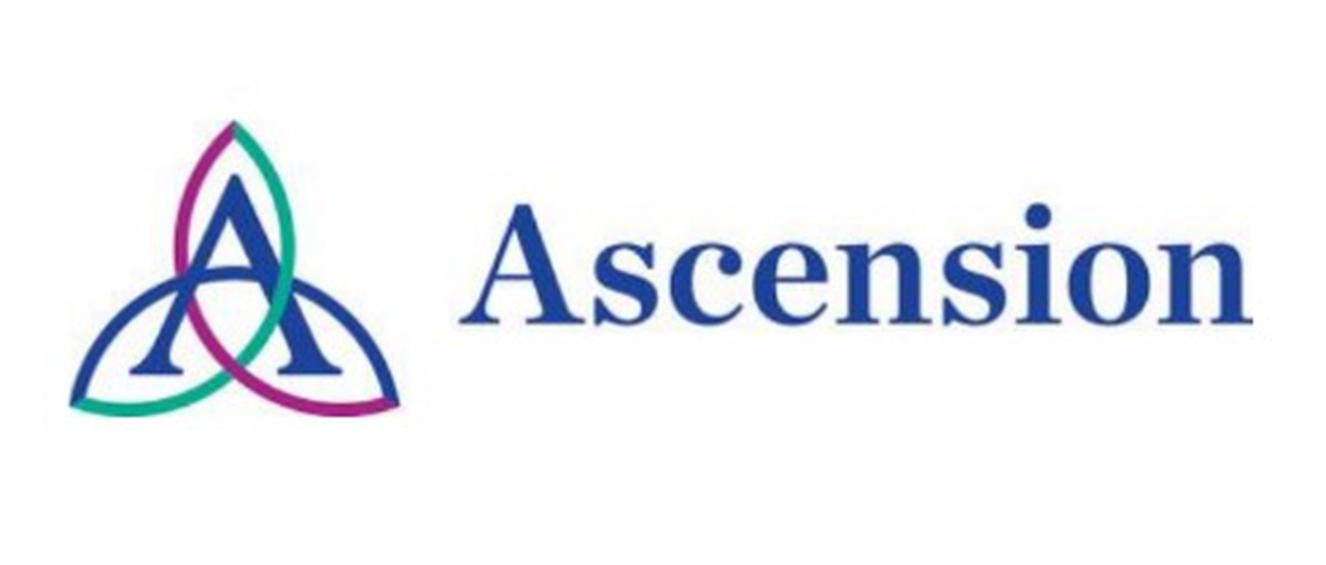 Ascension changes names of hospitals.