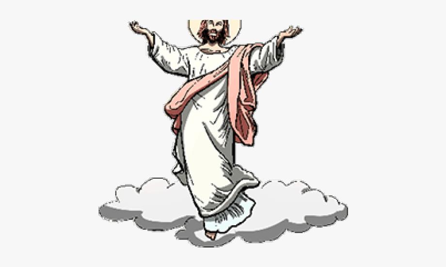 Heaven Clipart Ascension Sunday.
