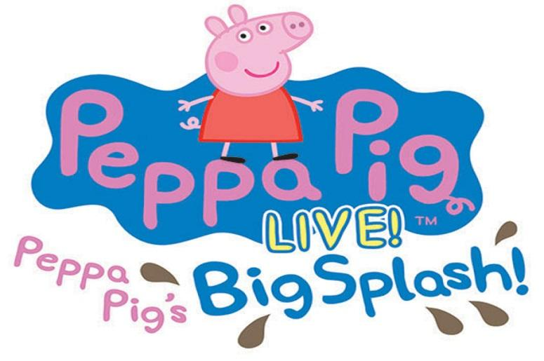 Peppa Pig at the Schnitz.