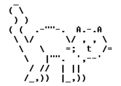 ascii symbol art