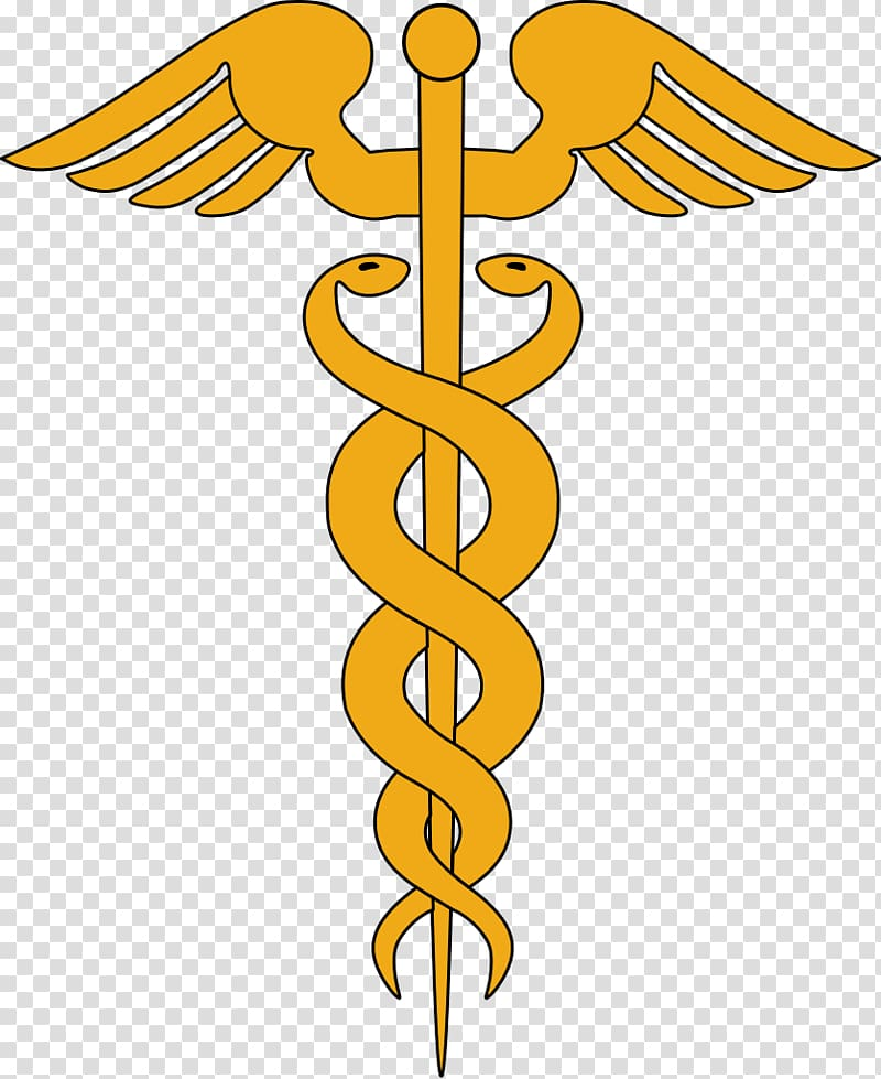 Staff of Hermes Caduceus as a symbol of medicine Rod of.