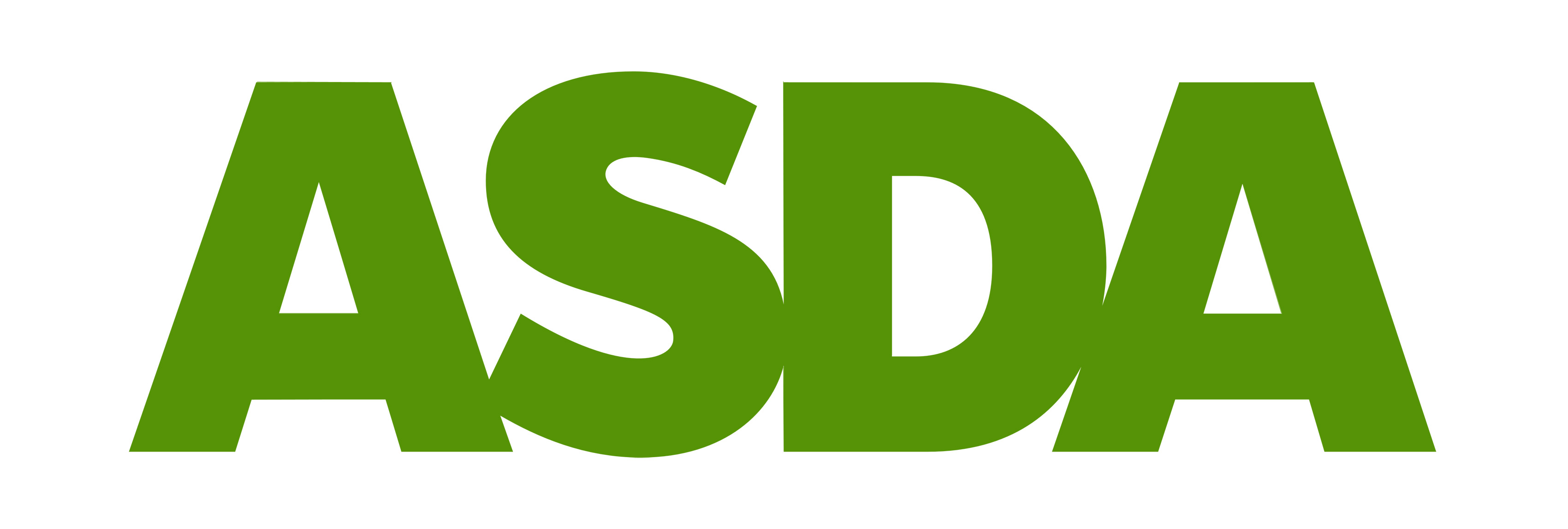 Meaning ASDA logo and symbol.