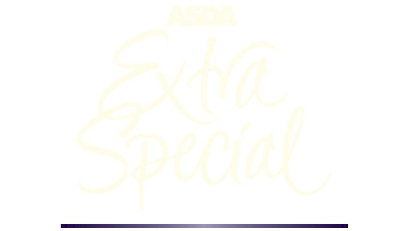 Asda Extra Special Food.