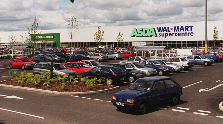 The History of Asda.