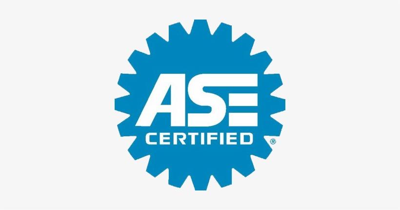 Kim\'s Auto Service Ase Certified Logo.