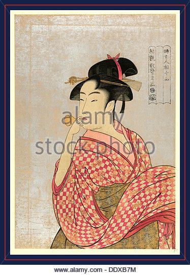 Utamaro Stock Photos & Utamaro Stock Images.