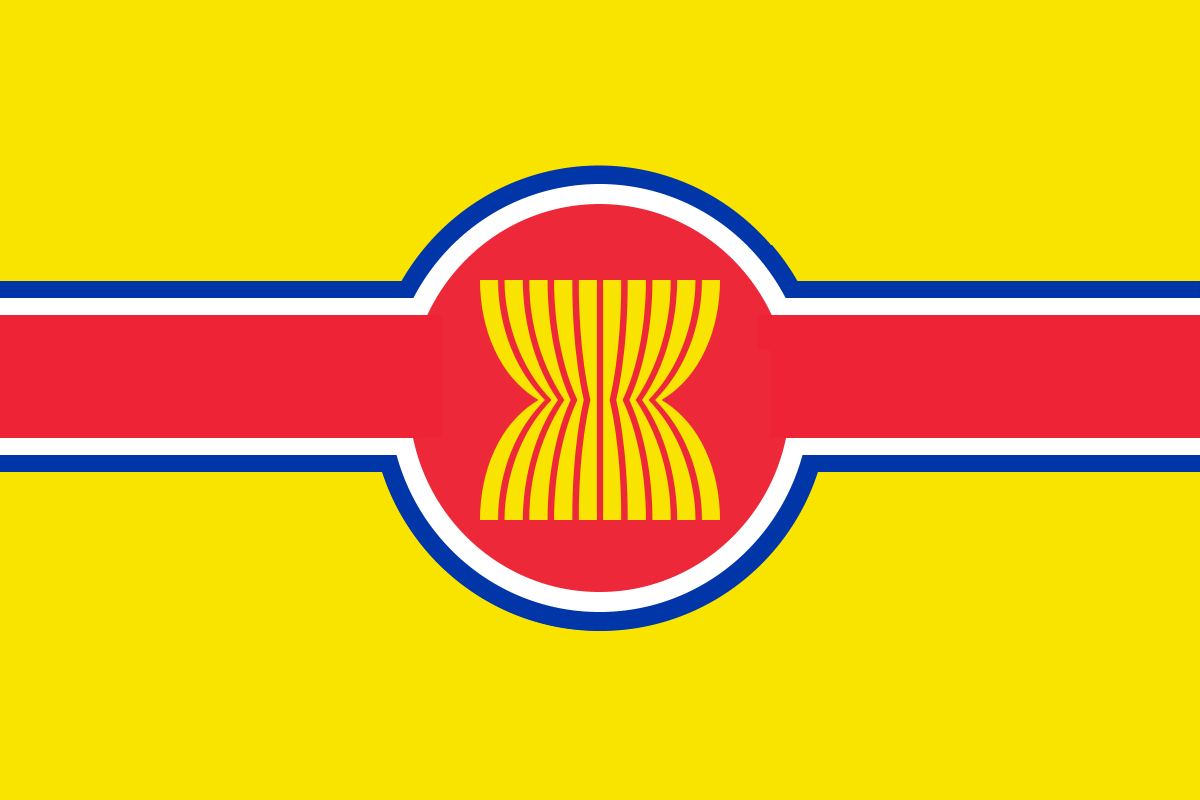 Redesigned the ASEAN flag : vexillology.