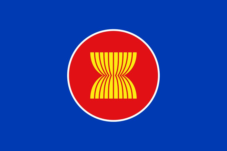 ASEAN Flag.