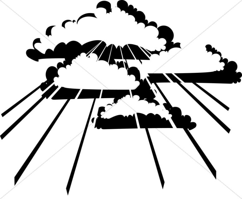 Clouds Clipart.