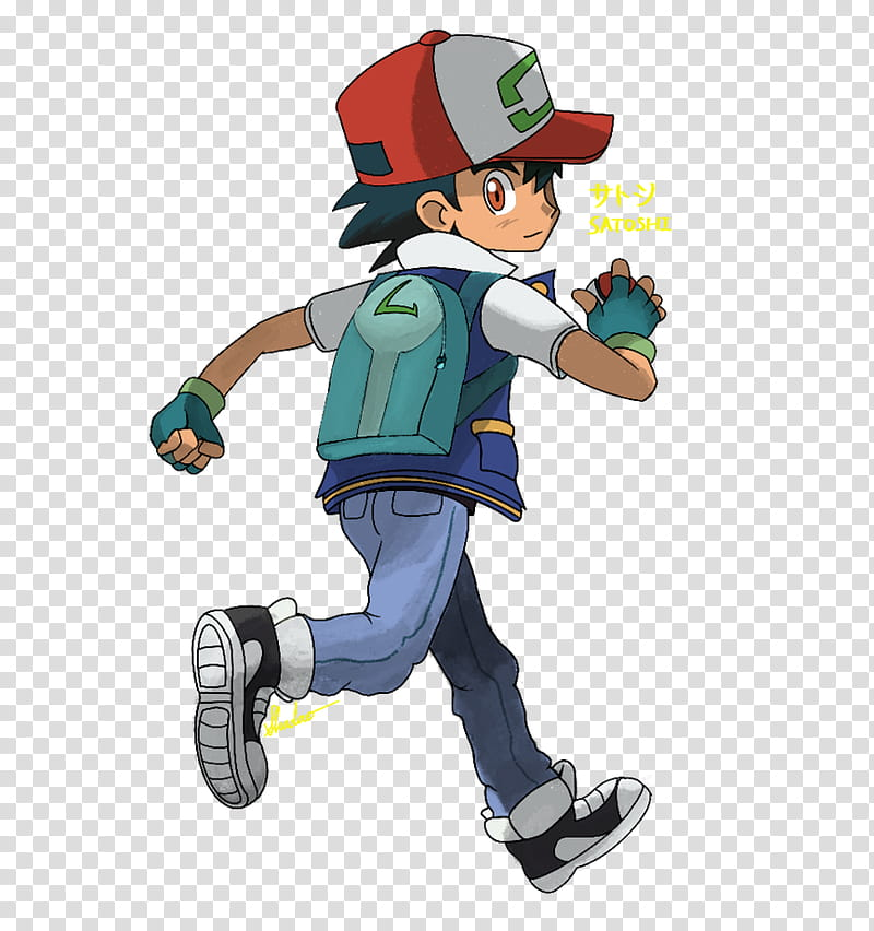 Let&#;s Go Pikachu and Eevee: Ash (I Choose You.