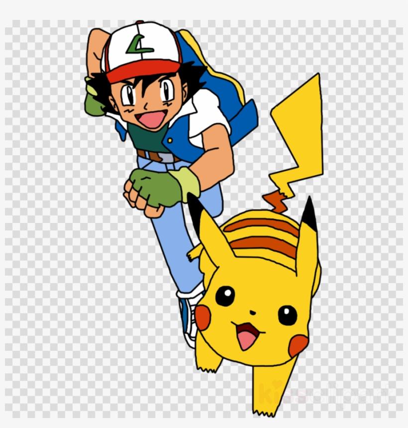 Ash Y Pikachu Png Clipart Ash Ketchum Pikachu Pokemon.