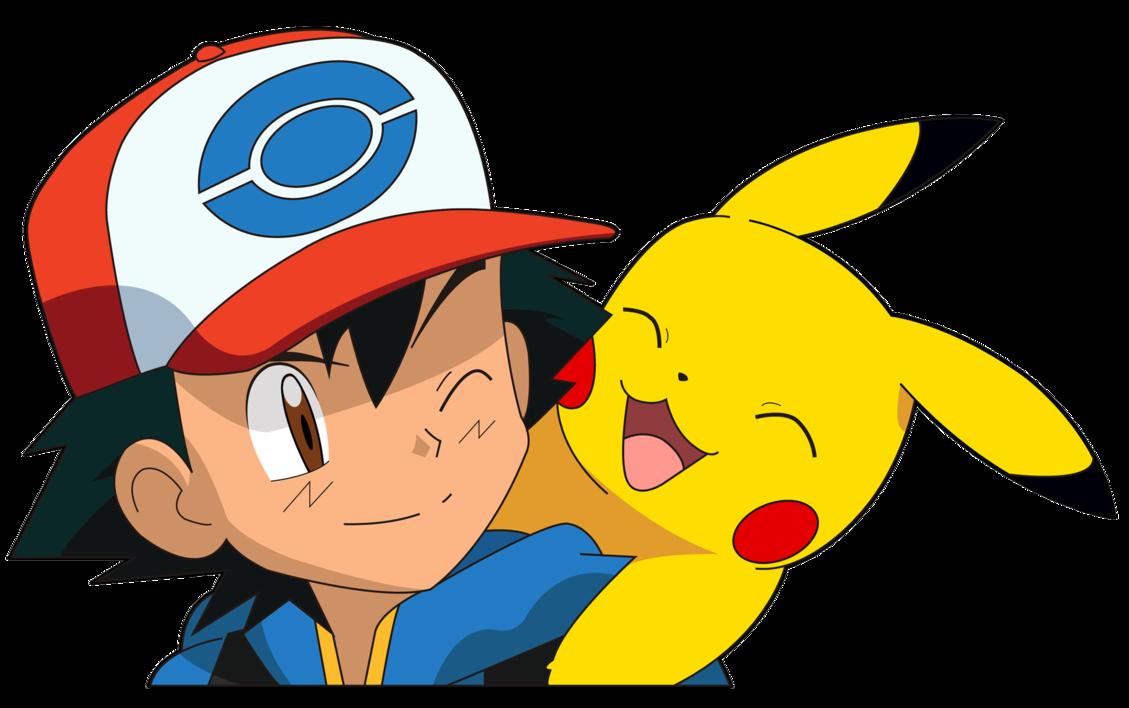 Hey You, Pikachu! Ash Ketchum Pok mon Sun and Moon Misty.