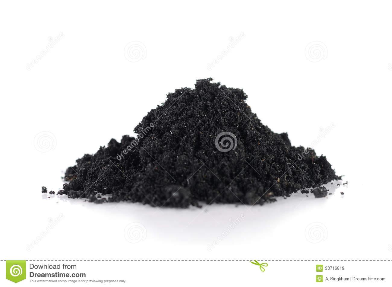 Pile of ash clipart.