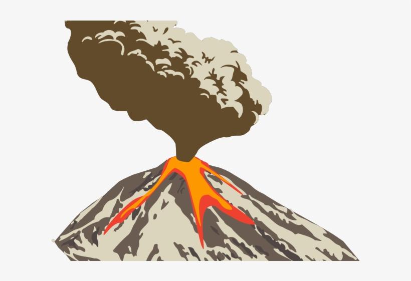 Eruption Clipart Ash Cloud.