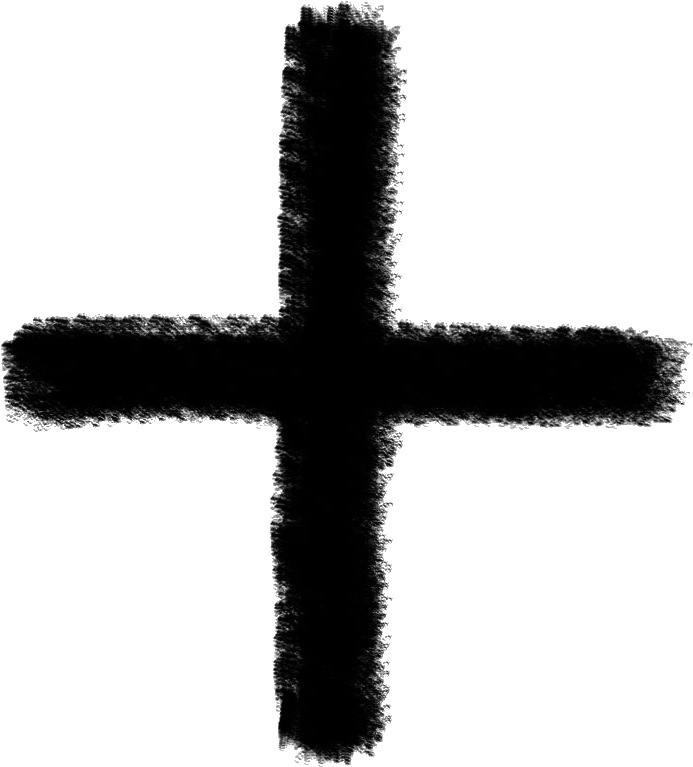 Ash Wednesday Cross Png.
