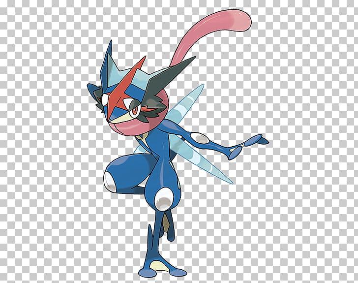 Pokémon Sun and Moon Ash Ketchum Pokémon X and Y Greninja.