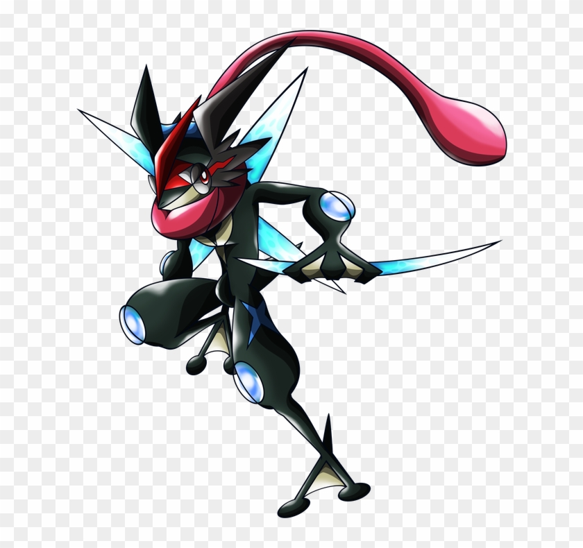 Pokemon Sun And Moon Shiny Ash Greninja Battle Youtube, HD Png.