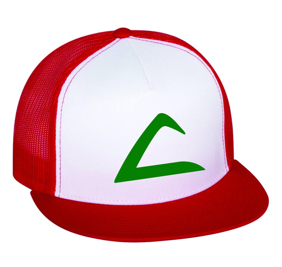 Ash Ketchum Hat Clipart.
