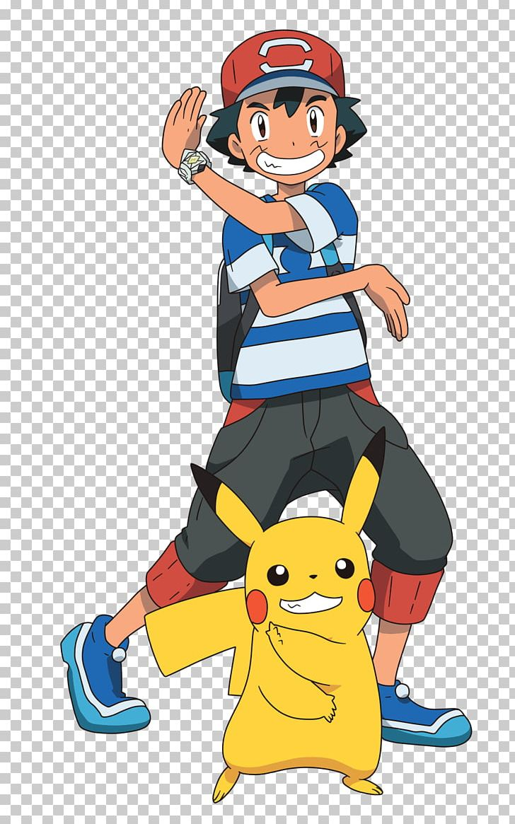 Pokémon Sun And Moon Ash Ketchum Misty Brock Pikachu PNG, Clipart.