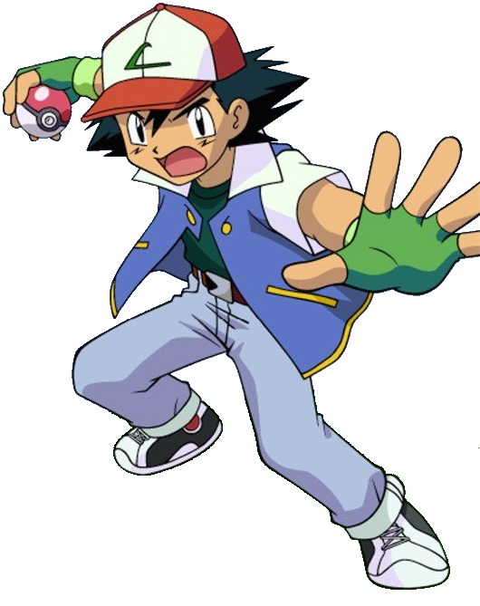 Ash Ketchum Png Group (+), HD Png.