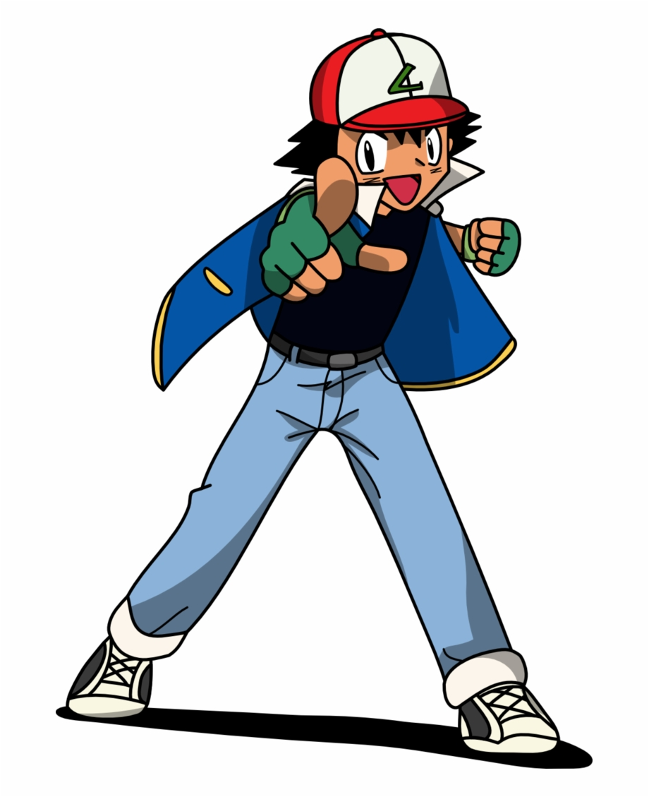 Ash Ketchum Png Photo.