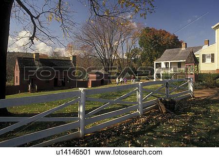 Stock Photography of Charlottesville, VA, Virginia, James Monroe's.