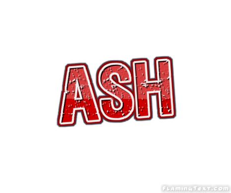 Ash Logo.