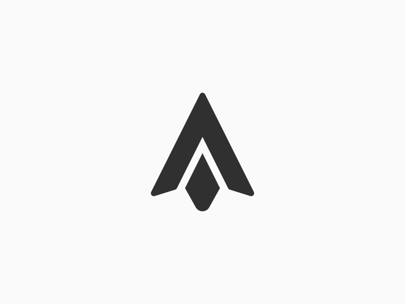 Ash Flint Personal Logo by Ash Flint on Dribbble.