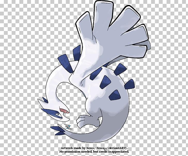 Lugia Ash Ketchum Art Pokémon, Lugia PNG clipart.