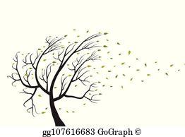Ash Tree Clip Art.