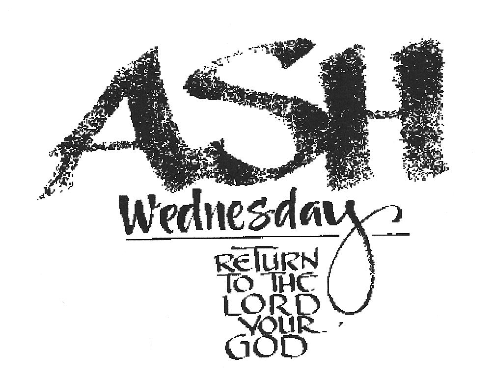 Ash wednesday clipart free 5 » Clipart Station.