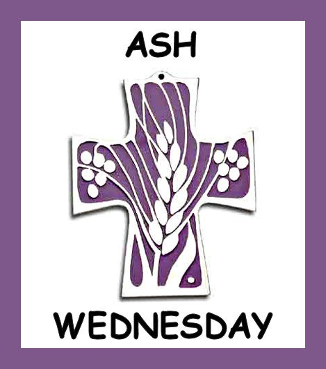 Ash Wednesday Clip Art 2015.